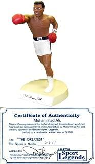 Muhammad Ali Autographed Statue - Limited Edition - Sports Memorabilia
