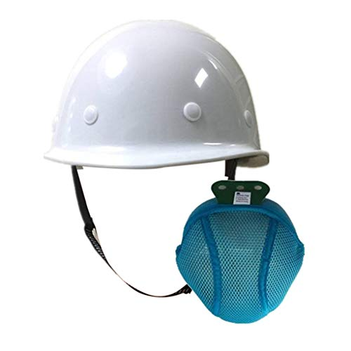 Casco de Protección ABS Extraíble Con Ventilación 2 Juegos de Forro Que Absorbe El...
