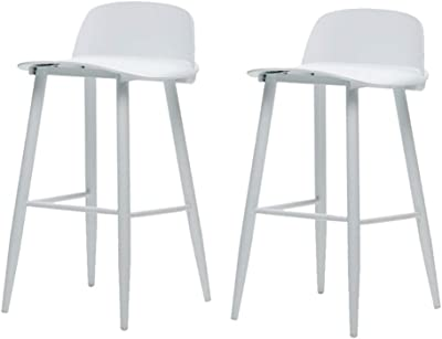 Super Amazon Com New Pacific Direct Metropolis Metal Low Back Bar Caraccident5 Cool Chair Designs And Ideas Caraccident5Info