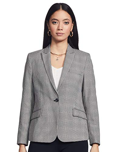 United Colors of Benetton Women's Quilted Jacket (19A2AL0522D5G_Grey_X-Small)