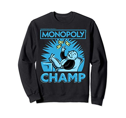 Monopoly Champ Money Toss Sudadera