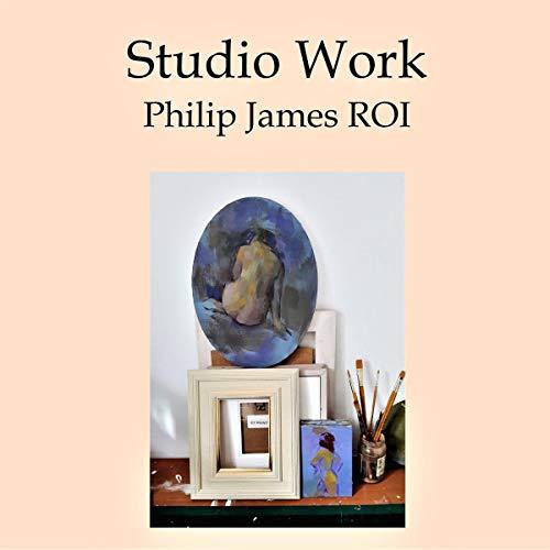 Studio Work: Philip James ROI audiobook cover art