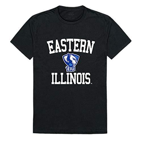 W Republic EIU Eastern Illinois University Panthers Arch Tee T-Shirt Black XXL