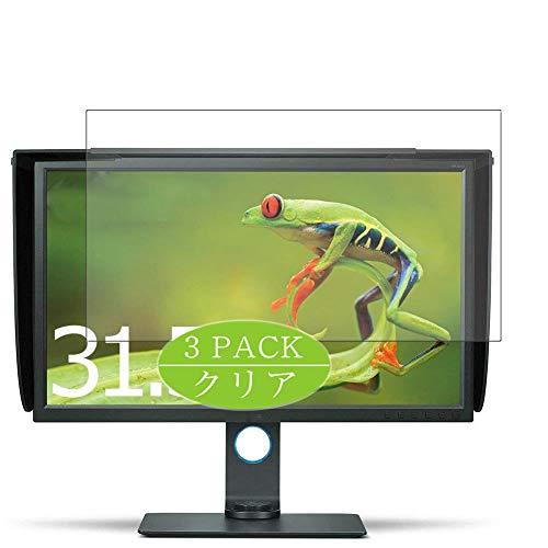 Vaxson Protector de pantalla compatible con BenQ Monitor SW320 de 32 pulgadas, protector de película HD [no vidrio templado]...