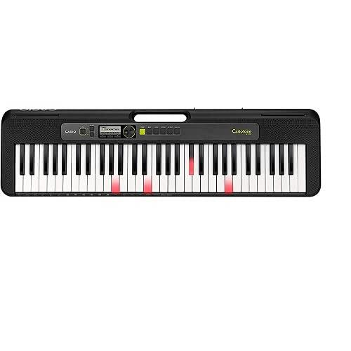 Casio, 61-Key Portable Keyboard with USB (LK-S250)