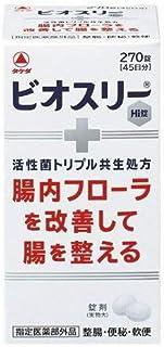 【指定医薬部外品】東亜新薬株式会社ビオスリーHi錠270錠3箱