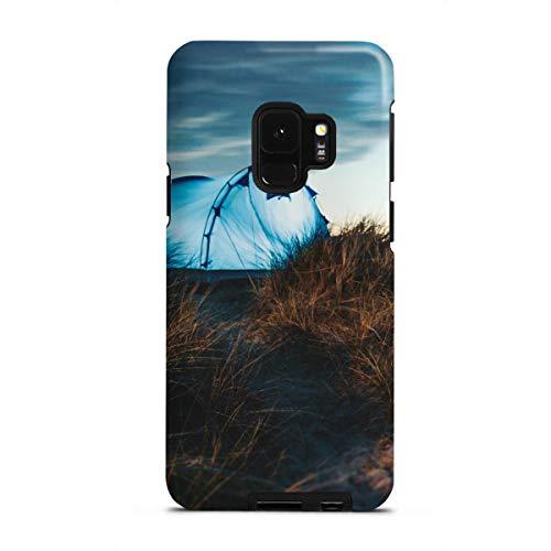 artboxONE Tough-Case Handyhülle für Samsung Galaxy S9 Camp Sylt von Florian Kunde