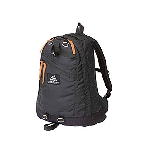 (グレゴリー)GREGORY (新ロゴ) バックパック デイパック DAY PACK 日本正規品 ブラック ggy16-036-black