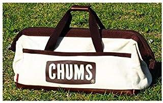 CHUMS×MIKAN ミカン Tool Box Bag ツールボックスバッグ CH60-2594 【ペグケース/マルチケース/ハンマー/アウトドア/コンテナ】 (ベージュ)