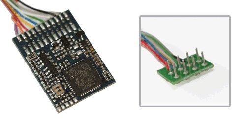 ESU 54611 LokPilot V4.0 DCC mit 8-pol.Schnittstelle