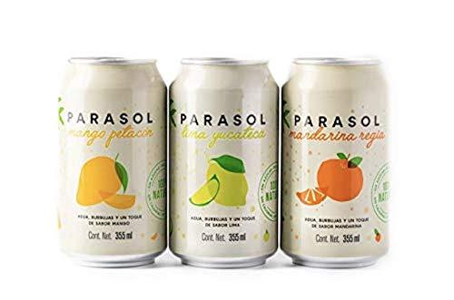 Zoe Water marca Parasol