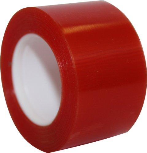 Red Liner Sensi de Tak Tape Colle en rouleau pour cheveux Extensions & zweit 2,5 cm x 5 m
