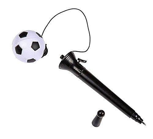 les colis noirs lcn Lot de 5 Stylo Ballon de Foot avec déclenchement - Cadeau Footballeur Jeu Adresse - 690
