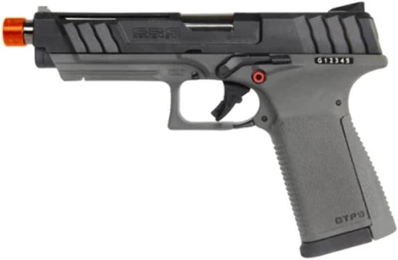 SS AIRSOFT Airsoft G+G Rare Sale - GTP 9 Grey Black