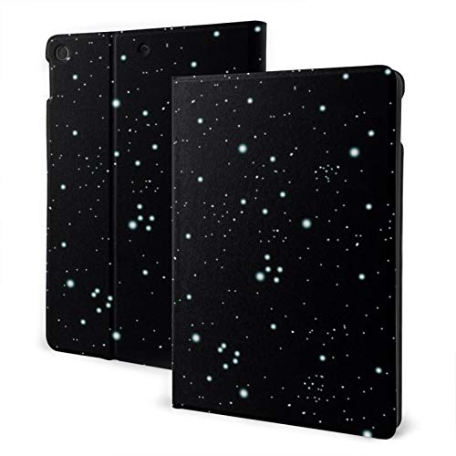 The night sky IPad 7th 10.2' Slim Lightweight Smart Shell Stand Cover Case for iPad 7 (10.2-Inch, 7th Generation,Auto Wake/Sleep)