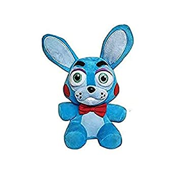 Five Nights at Freddy s Plush ToysAll Character Freddy Bear Bonnie Chica Foxy FNAF Stuffed Animal Doll Children s Gift Collection ByHENG-US  Bonnie Rabbit