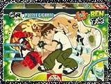 Educa Borrás Puzzle Gigante 250 Ben 10