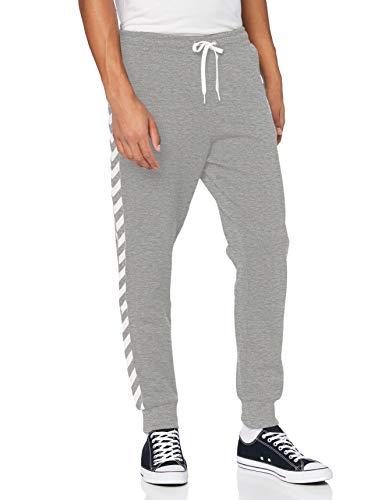 Hummel Herren Classic Joggers Pant, grau, XL