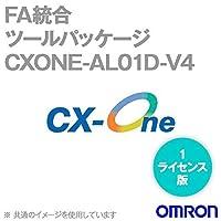 オムロン(OMRON) CXONE-AL01D-V4 CX-One Ver4 FA統合ツールパッケージ 1ライセンス日本語版 DVD NN