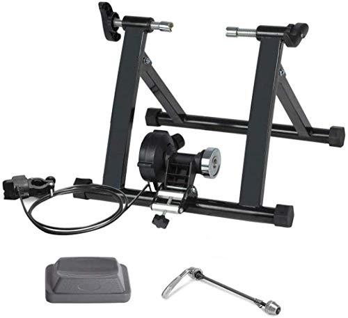 YZPJSQ Vélo Entraîneur Stand, Formateur vélo Liquide Support à vélo Portable Stand Fixe entraînement Formateur Stand