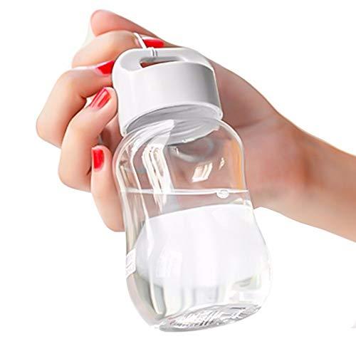 caomei 180mlMini calabash vorm Mini Water Fles Voedsel kwaliteit Plastic Drinkware eiwit shaker Camping Wandelen Fles