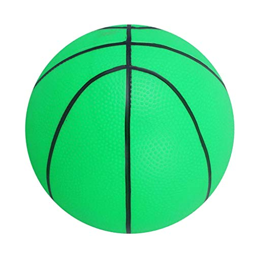 Great Price! Super SW Mini Bouncy Basketball Toy Basketball fit for Children Indoor and Outdoor Spor...