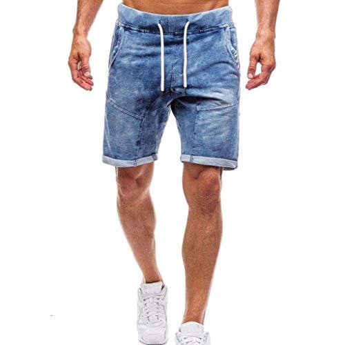 Shorts Jeansshorts Herren Sommerhosen...