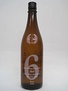 新政 No.6 R-type 特別純米 無濾過生原酒 740ml ■要冷蔵