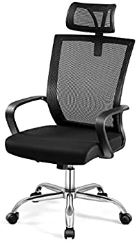 Magic Life Ergonomic Computer Chair with High Rebound Seat