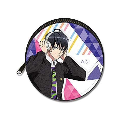 TVアニメ「A3!」 まるっとレザーケース 春組 デザイン02(碓氷真澄)