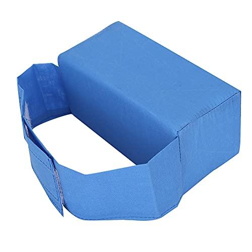 Zijligkussen, Anti-doorligwonden Bedkussen Knie Pols Zijligkussen Gezondheid Hulpmiddel voor ouderenzorg(Blauw)