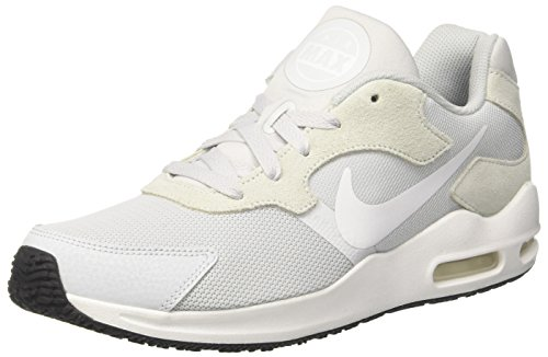 Nike Wmns Air Max Guile, Damen Laufschuhe, Grau (Pure Platinum/White 002), 37.5 EU (4 UK)