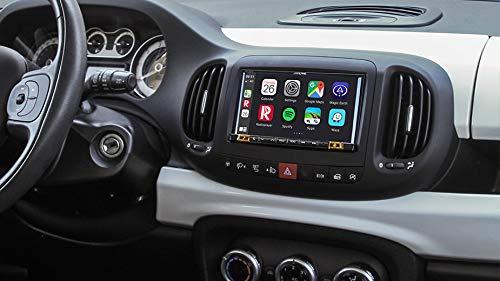 autoradio 500l Alpine iLX-702-500L dedicato Fiat 500L Fino al 2018 Android Auto Apple CarPlay