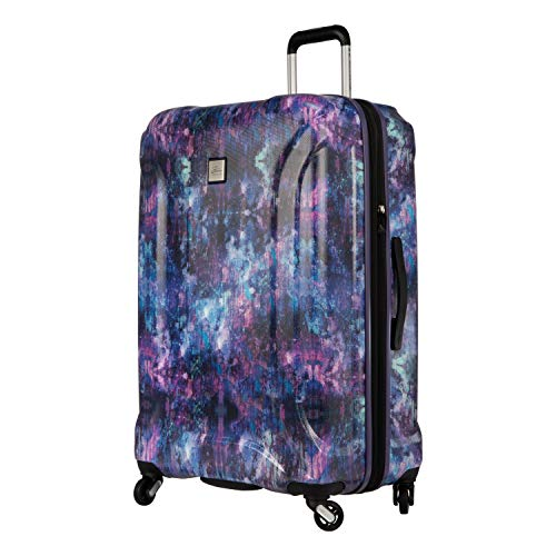 Skyway Nimbus 3.0 Hardside Spinner Wheel Luggage, Cosmos, Checked-Large 28-Inch