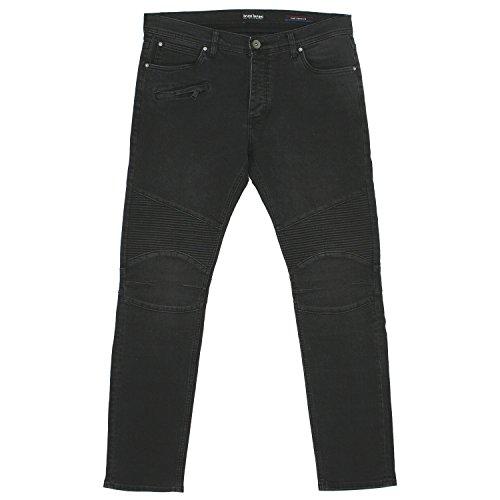 bruno banani, James, Herren Jeans Hose, Stretchdenim, Black Used, W 40 L 32 Herst. 22M [19932]