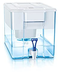 Brita Optimax Cool Wasserfilter weiß
