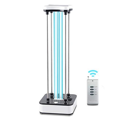 36W UV Sterilisator Lamp, Portable ultraviolette lamp, Timer Remote Control UVC Ozon Quartz licht voor huis te verbeteren Huisdieren