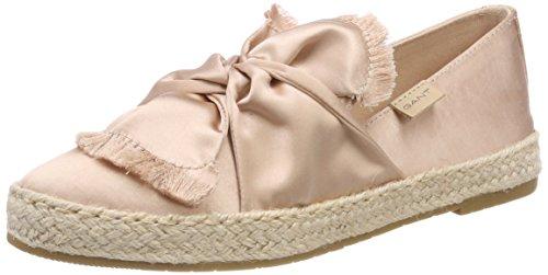 GANT Footwear Damen Krista Espadrilles, Pink (Silver Pink), 36 EU