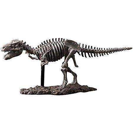 PVC Assembling Dinosaur Skeleton Model Triceratops Figurine Home Decoration