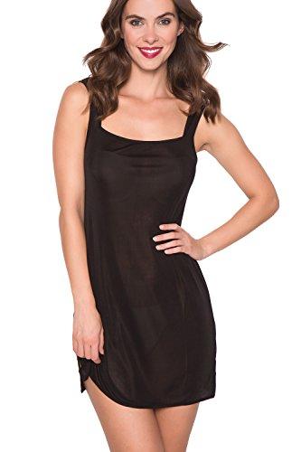 Gattina Nighty Größe 38, Farbe Black