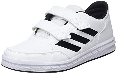 Adidas Altasport Cf K Scarpe da fitness Unisex - Bambini, Bianco (Blanco 000), 28 EU