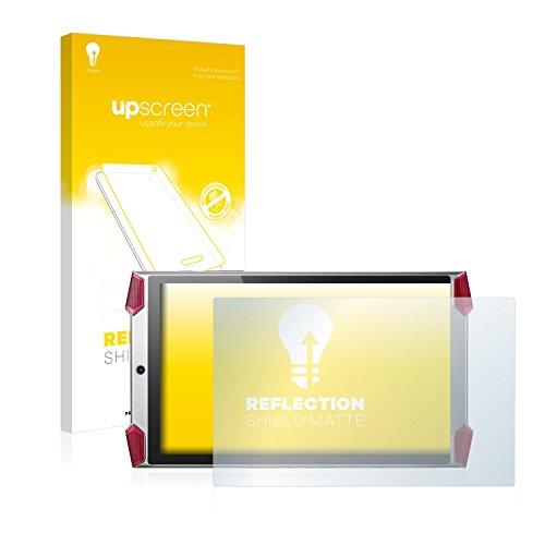 upscreen Entspiegelungs-Schutzfolie kompatibel mit Acer Predator 8 – Anti-Reflex Bildschirmschutz-Folie Matt