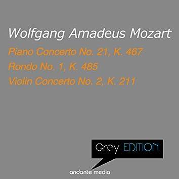 Grey Edition - Mozart: Piano Concerto No. 21, K. 467 & Violin Concerto No. 2, K. 211