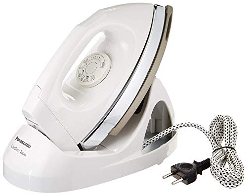 Panasonic NI-100DX 240 V Cordless Seterika tanpa kord (White)