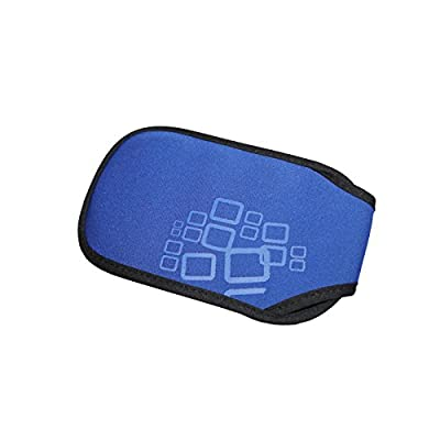 OSTENT Shockproof Protective Soft Cover Case Pouch Sleeve Compatible for Nintendo 3DSLL/XL Console - Color Blue