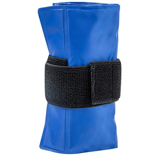 Hemoton Ijspakken Opvouwbare Koele Ijszak Slagroom Ijspakken Omslag Voor Verwondingen Door Koeling Schouderrug Kniearm Voet Blauw