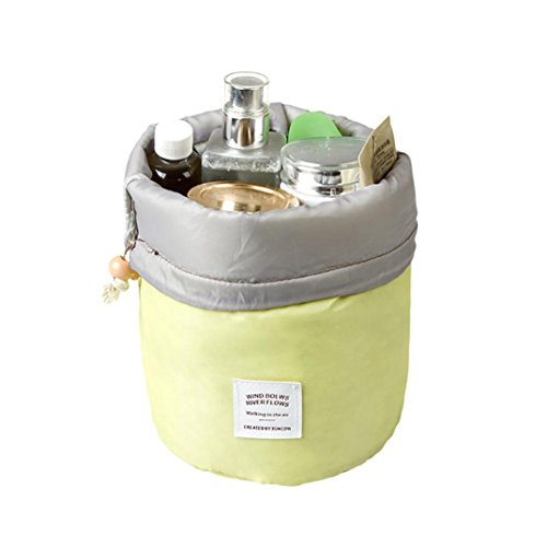 P Prettyia Trousse de Toilette Portable en PVC Transparent pour Organisateur de Rangement pour Stockage de Savon Produits de Maquillage Shampooing