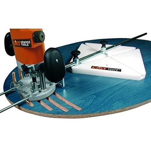 CMT Orange Tools CMT3000–Schablone für Fräsen Ellipsen und Circulos