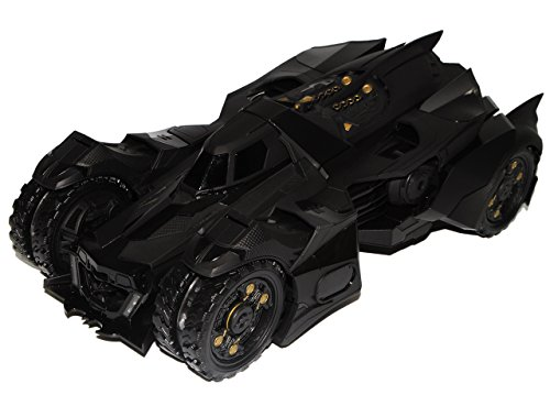 Mattel Batman The Arkham Knight Batmobile 2014 1/18 Elite Modell Auto