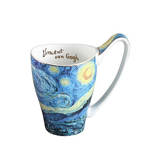 Vincent Van Gogh Starry Night Fine Art Ceramic Gift Coffee (Tea, Cocoa) Mug, 11